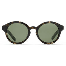 "NEW RAEN OPTICS Brindle Tortoise ""FLOWERS"" Round Sunglasses -SALE"