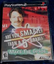 Are You Smarter Than a 5th Grader? Make the Grade! (PlayStation 2, 2008) - NEW