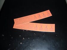 PHOTO-DRAMA of CREATION Theater Tickets C.T. Russell Watchtower IBSA