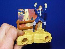2002 3D Spirit Stallion Cimarron Colonel Stereoviewer w/ Cards Burger King Toy