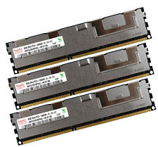 3x 8gb 24gb ddr3 1333 MHz/1066 MHz ECC RAM Apple Mac Pro 4,1 5,1 pc3-10600