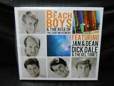 The Beach Boys and the Rise of the Surf Movement (CD, 2014) 25 Tracks