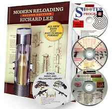 LEE 2ND EDITION RELOADING MANUAL W/4 DISK SOFTWARE PACKAGE. MAKES A GREAT GIFT