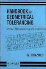 Handbook of Geometrical Tolerancing: Design, Manufacturing and Inspect-ExLibrary