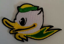 Oregon Ducks Patch Iron On Embroidered Puddles Mariota NCAA Football Pac 12 Duck