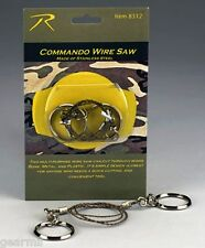 Commando Wire Saw - Strongest Emergency Survival Saw
