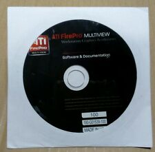 ATI FirePro Multiview Workstation Graphics Accelerators Software & Documentation