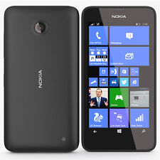 Nokia Lumia 635 Black Schwarz RM-974 LTE 8GB Windows Phone Ohne Simlock (B-Ware)