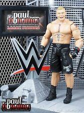 LOOSE BROCK LESNAR BATTLE PACKS 43B WWE MATTEL ACTION FIGURE FREE SHIPPING!!!