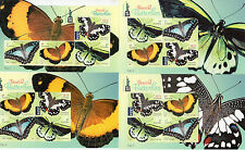 AUSTRALIA 2016- BEAUTIFUL BUTTERFLIES - STAMP SHOW NY DAY 1 TO DAY 6 MINI SHEET