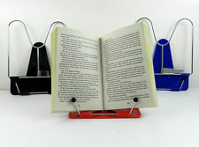 Reading stand - Bookstand in 3 colours Metal