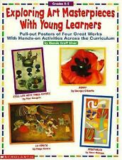 Exploring Art Masterpieces With Young Learners: Pull-Out Posters of 4 Great Work