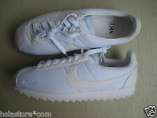 "Nike Air Classic cortez Shark low sp 46 ""nike lab"" Baby Swoosh White/White-Black"