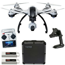 Yuneec Q500+ Typhoon Quadcopter Drone + 3-Axis Gimbal Camera, Grip, & Case
