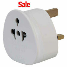 Worldwide European USA American China Visitor to UK Travel Plug Adaptor Adapter