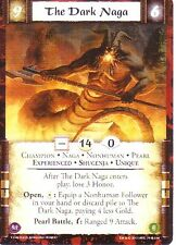 The Dark Naga (Exp) L5R CCG CoM