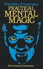 Practical Mental Magic, Theodore Annemann, Acceptable Book