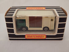 MATCHBOX 40 TRUCK HORSE TRASPORTO CAVALLI CAMION NEW IN BOX