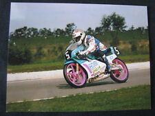 Photo Dibi Honda RS125 #5 Ezio Gianola (ITA) Dutch TT Assen 1987 #2