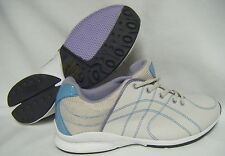 Curves ZTRACTION Shoes Womens Walking Sneakers Avon SIZE 10 Teal Purple NEW