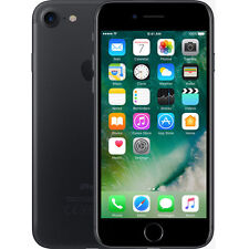 Brand NEW APPLE IPHONE 7 32gb Matte Black mn8x2b/a LTE 4g sbloccato di fabbrica UK