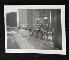 (4) 1960s METROPOLITAN STADIUM MINNESOTA TWINS  PHOTOS LOT ORIGINALS