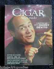 Cigar Aficionado Magazine Danny Devito Winter 1996 1997 VG+ Smoking Vintage