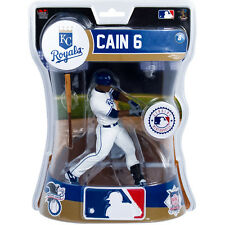 Lorenzo Cain Kansas City Royals 2016 MLB Figure Imports Dragon