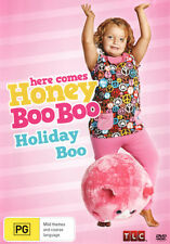 Here Comes Honey Boo Boo: Holiday Boo * NEW DVD *