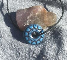 Overcome Anxiety Depression PTSD Postpartum Magick Metaphysical Healing Pendant