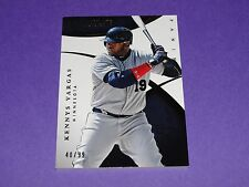 2015 Immaculate KENNYS VARGAS #6 Premium Base SP/99 Minnesota TWINS Puerto Rico