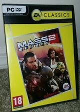 Mass Effect 2 - Human Colonies Sci-Fi Action Shooter Operative Team PC NEW