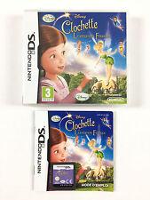 Clochette et l'expédition féérique / Jeu Nintendo DS, DS Lite, DSi, 3DS Disney