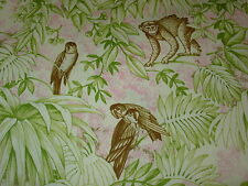 "~BTY~P KAUFMANN~""CAPE TOWN"" JUNGLE ANIMALS~COTTON UPHOLSTERY FABRIC FOR LESS~"