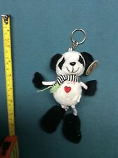 "PANDA STUFFED ANIMAL KEY CHAIN  5+ Boys & Girls by ""XU YANG TOY""  NEW  9"""
