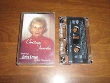 CHRISTMAS FAVORITES Evelyn Keeton on the Clavinova 1994 Cassette Tape
