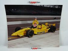 Gil de Ferran 1995 Indianapolis 500 Qualifying Photo Pictures Jim Hall Racing