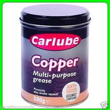 Multi Purpose Tin of Copper Grease [XCG500] Anti Seize Copper Slip
