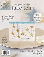 Take Ten Magazine by Stampington Spring 2017