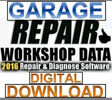GARAGE DATA/CARS/2016 (LATEST)+ FREE IMMObiliser SOFTWARE INSTANT DOWNLOAD
