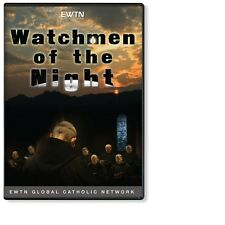 WATCHMEN OF THE NIGHT:SPIRITUAL LIFE OF THE BENEDICTINE MONKS* EWTN  DVD