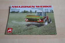 128731) Amazone Düngerstreuer ZA-M Prospekt 08/1993
