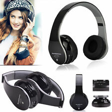 Noise Cancelling Wireless Headphones Bluetooth 4.2 earphone headset with Mic New