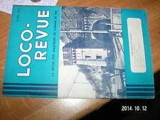 Loco Revue n°70 230 du PLM
