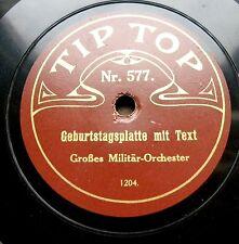 1015/ GEBURTSTAG-LIED-KAISERZEIT-Geh´n wir doch ins Café - Foxtrott-Schellack