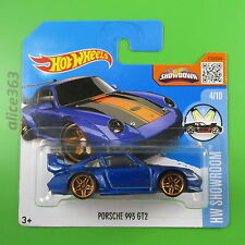 HOT WHEELS 2016 -  Porsche 993 GT2  - HW Showroom - 114 -  neu in OVP