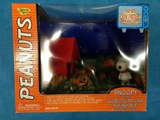 Peanuts Great Pumpkin - Snoopy World War One Flying Ace Playset - Memory Lane
