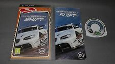 PSP- NEED FOR SPEED -SHIFT -- REF ULES 01275/E -AÑO 2011