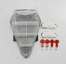 Clear Led Integrated Tail Light For Yamaha YZF R6 2006 2007 2008 2009 2010 2011