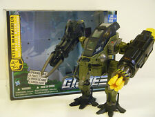 GI JOE Steel Marauder Mech Pursuit Of Cobra! 100% complete! MIB!